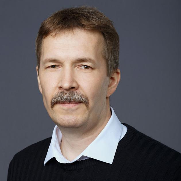 Зарубин Владимир Викторович